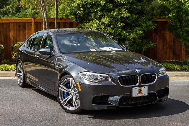 BMW M5 | Gray