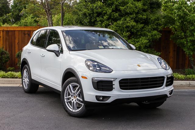 Porsche Cayenne | White