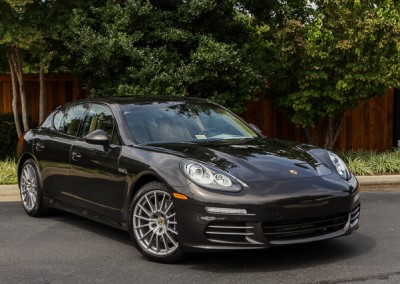 Porsche Panamera 4 | Grey
