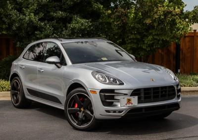 Porsche Macan Turbo | Silver