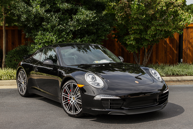 Porsche Carrera S | Black