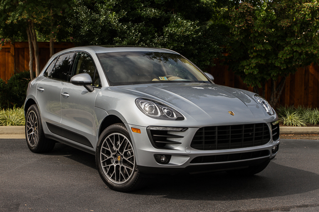 Porsche Macan S | Silver